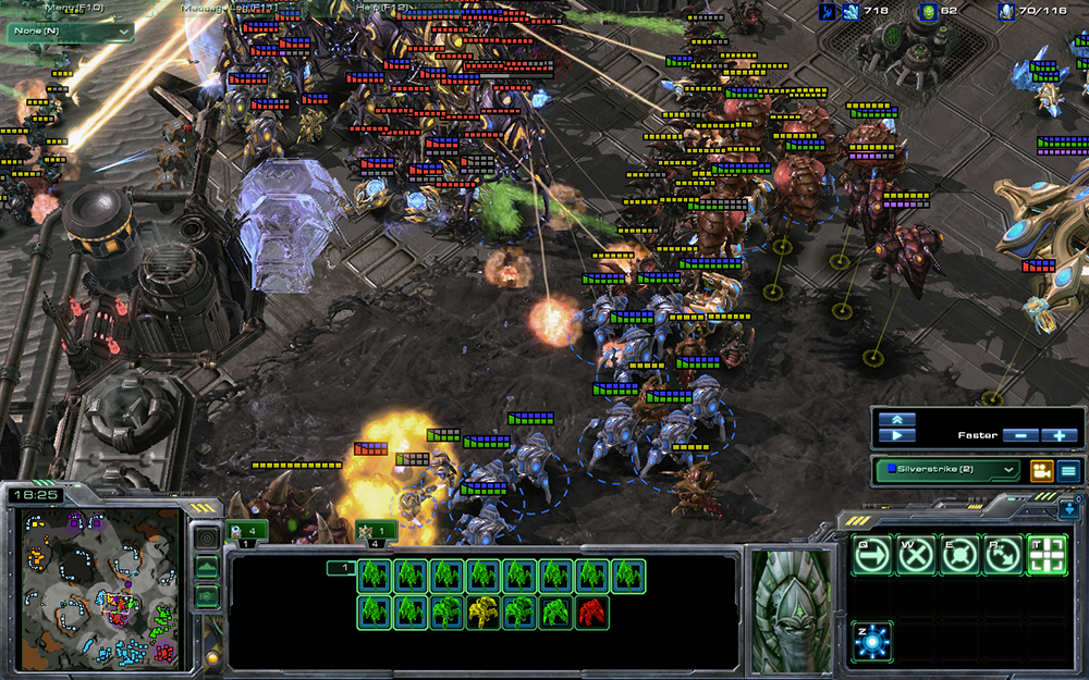 """""""StarCraft II: Wings of Liberty, the game of which an expansion pack will be released mid-March. I've played more than 1.000 multiplayer matches already and the game remains fun. (And the game will get even better with the expansion!)"""""""