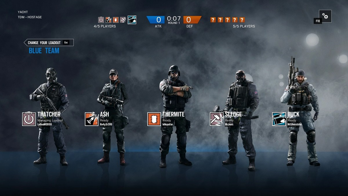 There's a variety of operators, each with their own skill sets. Learn how they work together to guide you to victory.