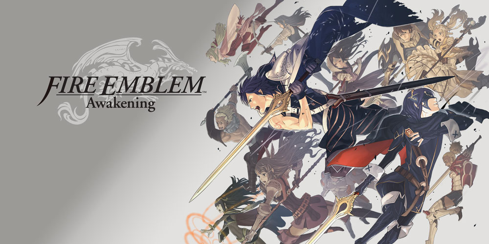 Fire Emblem doesn't just play really nice, I absolutely love the character art as well.