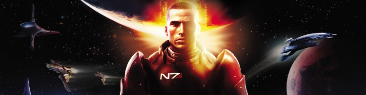 Yes, the original Mass Effect is my number one pick at the moment, but what's on the list besides Mass Effect?