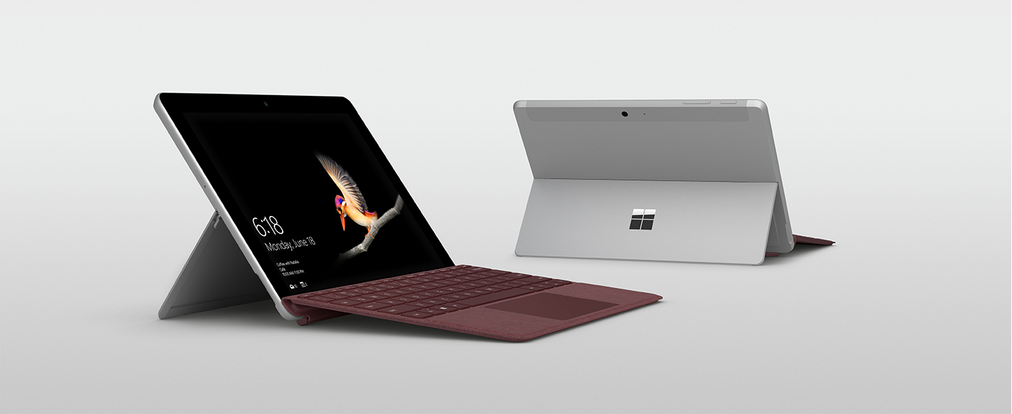 I think most people should go for the more expensive Surface Pro, to be honest, if they're looking for a workhorse computer.